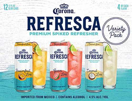 CoronaRefresca